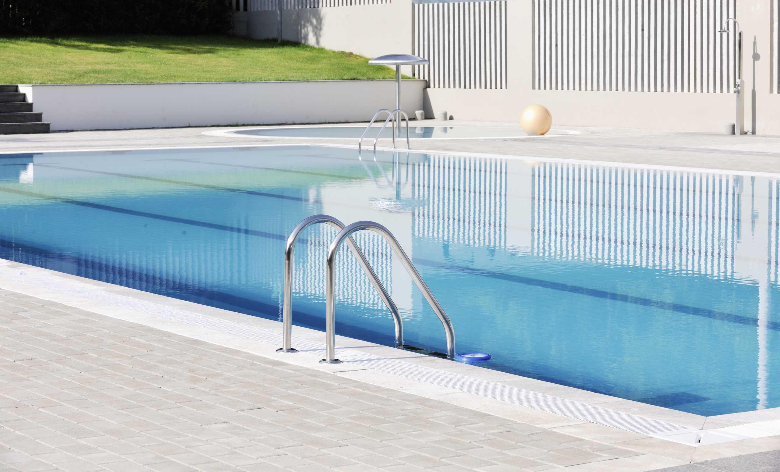 wasserversorgung pool