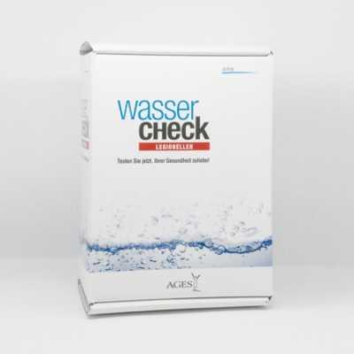 WasserCheck Legionellen