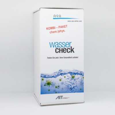 WasserCheck Kombi-Paket